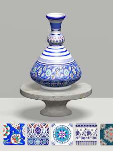 screenshot of Pottery.ly 3D– Relaxing Ceramic Maker version 1.1.6