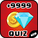 Download Quiz For Free Fire Diamonds 1.0 APK