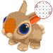 Rabbit Coloring Color By Number_PixelArt