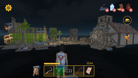 screenshot of Raft Survival: Multiplayer version 26.0