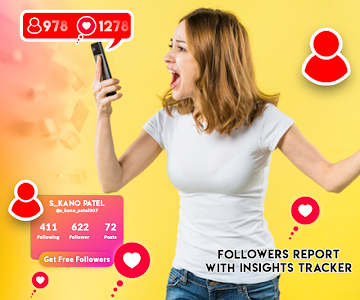screenshot of Real Followers For Instagram version 1.0.2