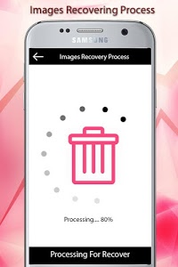 screenshot of Recover Deleted All Files, Photos And Contacts version 1.20