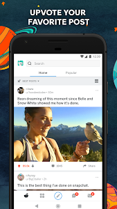 screenshot of Reddit: Social News, Trending Memes & Funny Videos version Varies with device