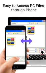 screenshot of Remote Desktop (Rdc) - PC Controller With Mobile version 1.0