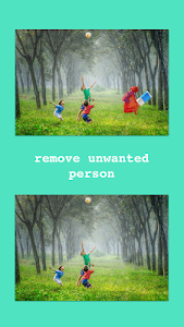 screenshot of Remove Unwanted Object version 1.1.7