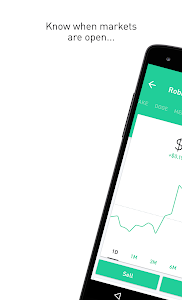 screenshot of Robinhood - Free Stock Trading version Varies with device