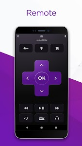 screenshot of Roku version Varies with device