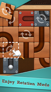 screenshot of Roll the Ball® - slide puzzle version 1.8.3