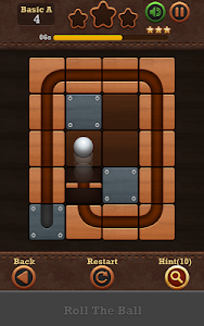 screenshot of Roll the Ball™: slide puzzle 2 version 1.0.7