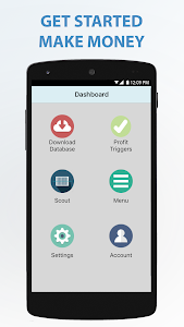 screenshot of Scoutly (Formerly FBAScan) version 9.8.6