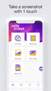 screenshot of Screen Recorder With Audio And Facecam, Screenshot version 1.1.1