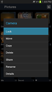 screenshot of Secure Gallery(Pic/Video Lock) version 3.5.2