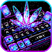 Download Shiny Galaxy Weed Keyboard Theme 1.0 APK