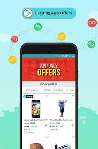 screenshot of ShopClues: Online Shopping App version 3.5.69