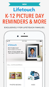 screenshot of Shutterfly: Free Prints, Photo Books, Cards, Gifts version 6.18.1