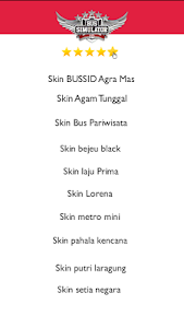 screenshot of Skin Bus Simulator Indonesia HD version 2.0