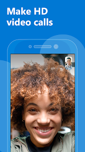 screenshot of Skype - free IM & video calls version Varies with device