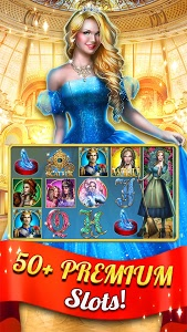 screenshot of Slots - Cinderella Slot Games version 2.8.3302