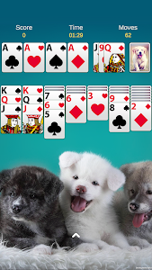 screenshot of Solitaire - Free Classic Solitaire Card Games version 1.5.2