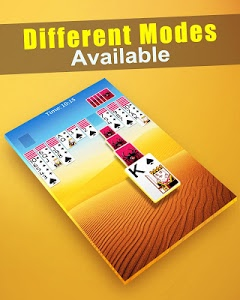screenshot of Solitaire Collection version 2.9.482