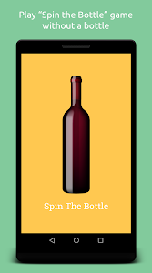 screenshot of Spin The Bottle version 1.0.6