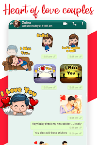 screenshot of Stickers for WhatsApp - (WAStickerApps) version 1.0.6