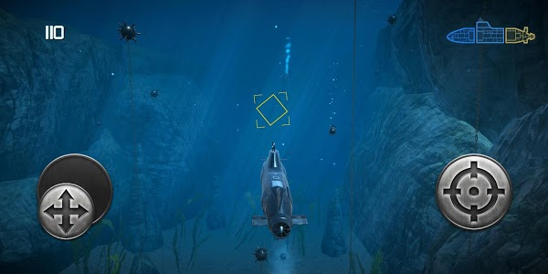 screenshot of Submersive version 2.012