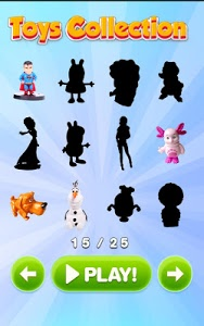 screenshot of Surprise Eggs - Kids Game version Varies with device