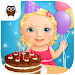Download Sweet Baby Girl - Birthday 1.0.1 APK