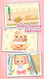 screenshot of Sweet Baby Girl - Dream House and Play Time version 3.0.2