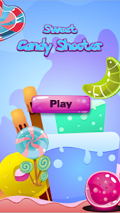 screenshot of Sweet Candy Shooter version 2.1