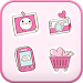 Download Sweetgirl icon theme 1.0 APK