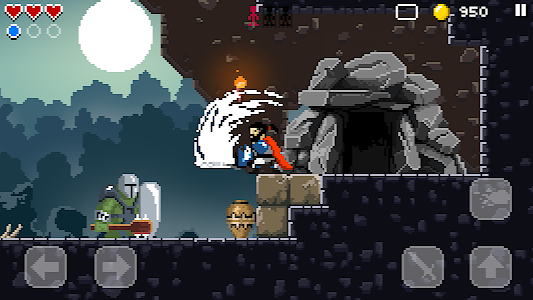 screenshot of Sword Of Xolan version 1.0.14