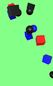 screenshot of Tap Shapes 2 version 0.5.3