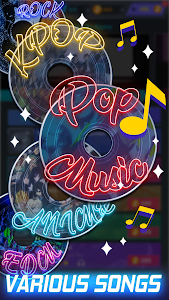 screenshot of Tap Tap Music-Pop Songs version 1.4.4