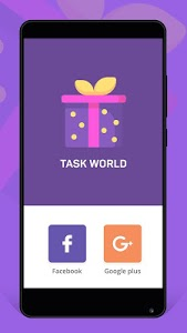 screenshot of Task World version 1.1