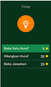 screenshot of Tebak Liga 1 Indonesia Musim 2019/2020 version 7.1.0z