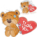 Download Teddy Bear stickers - WAStickerApps 1.0 APK