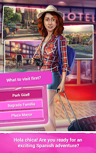 screenshot of Teenage Crush – Love Story Games for Girls version 1.23.0