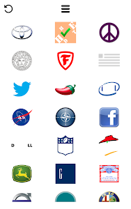 screenshot of The Logos Quiz \u00ae Reboot version 1.0