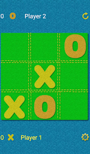 screenshot of Tic Tac Toe (Another One!) version 5.7