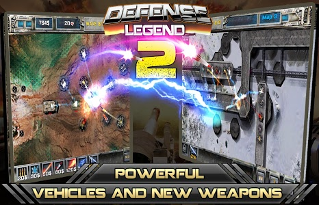 screenshot of Tower defense-Defense legend 2 version 3.2.4