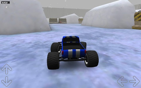 screenshot of Toy Truck Rally 3D version 1.3.1