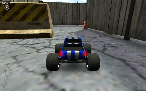screenshot of Toy Truck Rally 3D version 1.2.9
