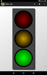 screenshot of Traffic Light version 1.0.12