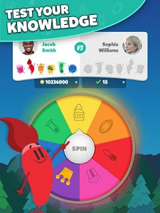 screenshot of Trivia Crack version Varies with device
