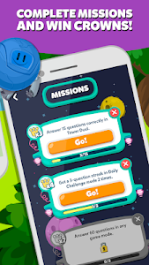 screenshot of Trivia Crack 2 version 1.31.0