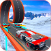 Turbo Car Rush: Mountain stunt Driver