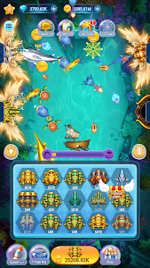 screenshot of Undersea Adventure version 1.1.1