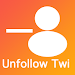Unfollow Users for Twitter
